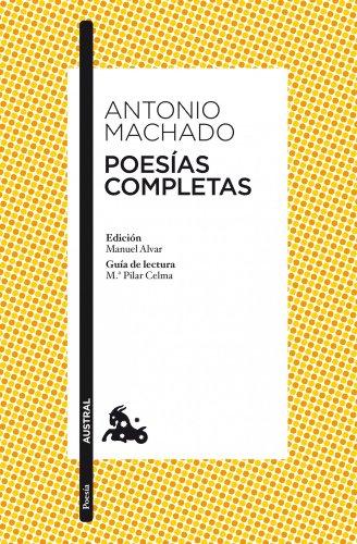 Poesías completas: Edición de Manuel Alvar (Clásica)