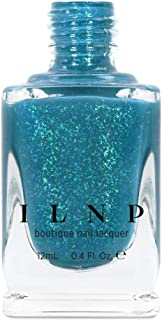 ILNP The Message - Celadon Blue Jelly Shimmer Nail Polish