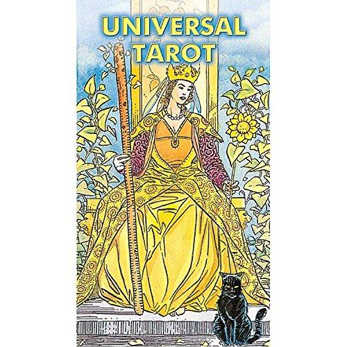 Universal Tarot, 78 Karten mit Mehrsprachige Anweisungen (Standard)