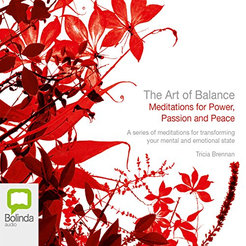 The Art of Balance audiobook cover art