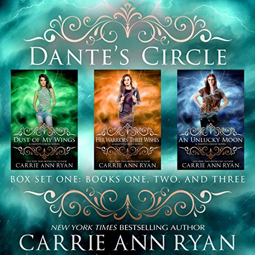 Dante's Circle Box Set (Books 1-3) audiobook cover art