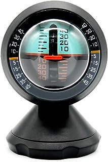 Sangmei Carro Veículo Inclinômetro Ângulo Inclinação Inclinação Indicador Medidor de Nível Gradiente Balanceador Atualizaç...