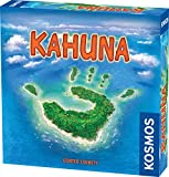 Kahuna Board Game | 2 Player Kosmos Game | Area Control Strategy | 30 Min