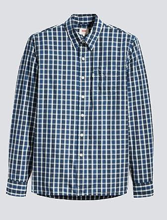 Camisa Levis Sunset Azul S Azul: Amazon.es: Ropa