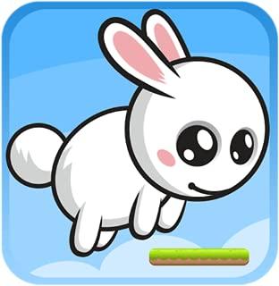 Hopping Bunny Rabbit - Doodlish and Fun for Kids