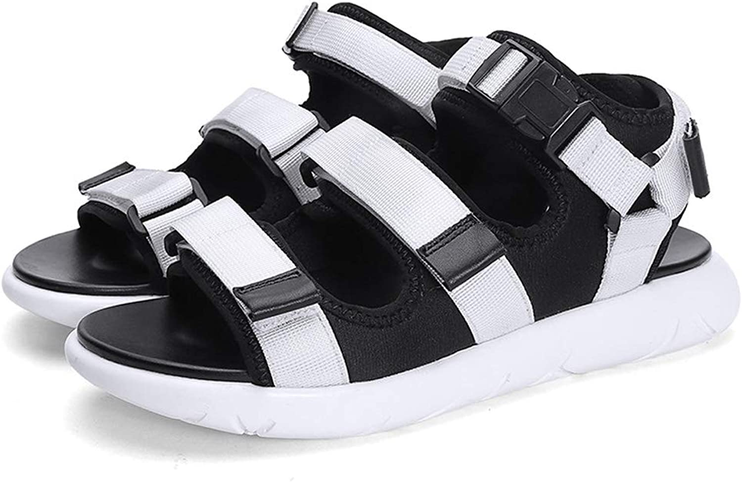 Jeff-chy Men's Sandals Spring And Summer Fashion Casual Men's Beach shoes Student Trend Breathable Sandals And Slippers
