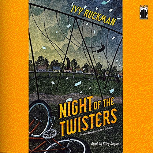 Night of the Twisters audiobook cover art