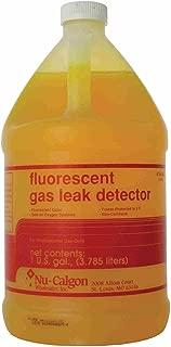 Nu-Calgon 4184-08 Fluorescent Gas Leak Detector, 1 Gallon Bottle