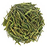 oriarmcha 100g / 3.53oz Anji Bai Cha Té Verde Chino - An Ji White Tea Chinese Green Tea Leaves - China Breakfast Tea Brew Hot or Iced Tea
