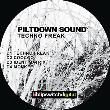 Techno Freak