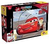 Lisciani Giochi- Cars 3 Fast Friends The Movie Puzzle DF Supermaxi, 108 Pezzi, Multicolore, 60603.0
