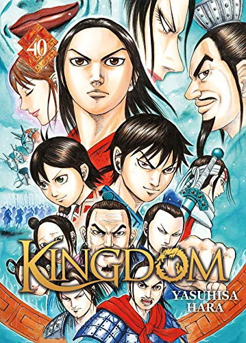 Kingdom Edition simple Tome 40