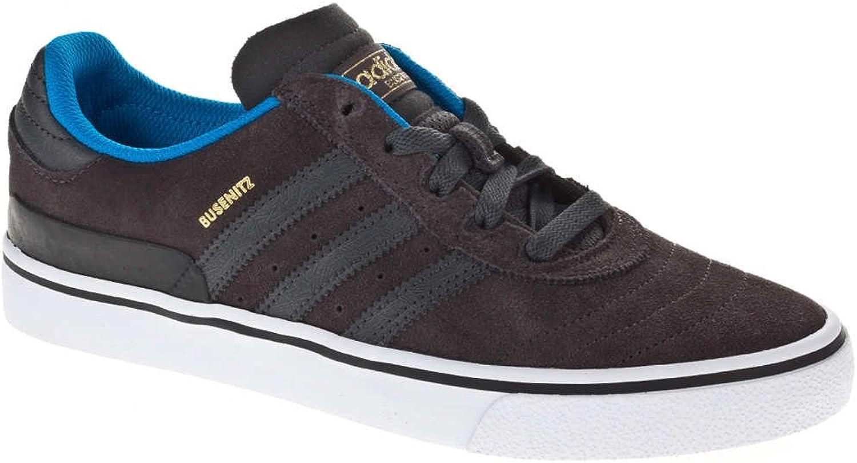 Adidas Mens Originals Mens Busenitz Vulc Trainers in Black - UK 7.5