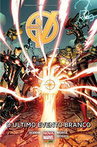Os Vingadores. O Último Evento Branco
