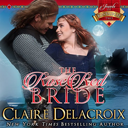 The Rose Red Bride audiobook cover art