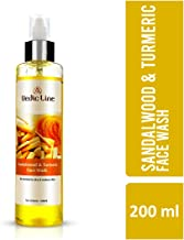 Vedicline Sandalwood and Turmeric Face Wash for Normal to Dry Skin, 200ml