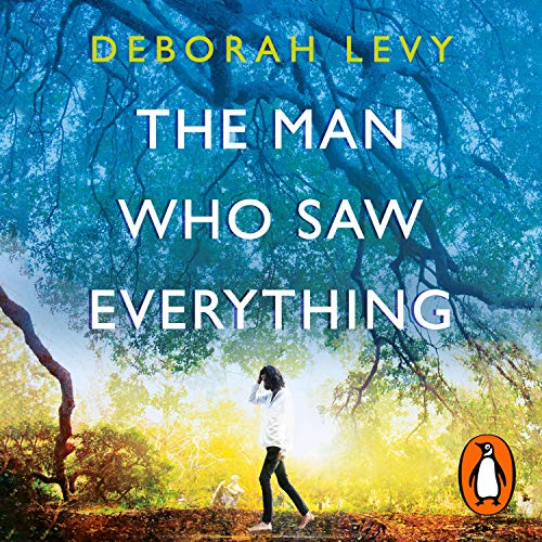 The Man Who Saw Everything cover art