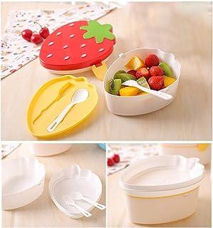 Cartoon Shape Lunch Box Food Container Storage Box Portable Bento Box