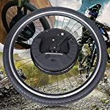 """Best Electric Bike Conversion Kits - TBVECHI 36V 800W 26"""" Electric Bicycle Wheel Kit Review"""