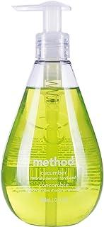 Method Gel Hand Wash, Cucumber, 354ml