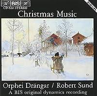 オルフェイ・ドレンガルのクリスマス (Orphei Drangar : Christmas Music) [Import]
