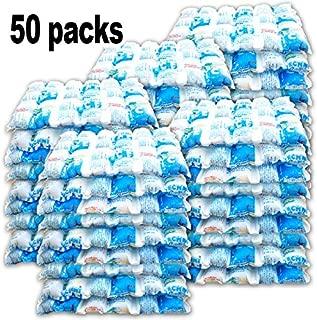 Techni Ice Heavy Duty Reusable Dry Ice/Heat Packs 50 Sheet Special