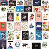 40 Greeting Cards Assortment with Envelopes (Greeting)