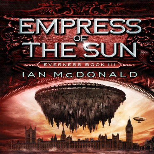Empress of the Sun audiobook cover art
