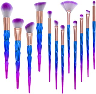 Makeup Brush Sets,Vovotrade 12Pcs Cosmetic Brush Makeup Brush Sets Kits Tools (Multicolor)