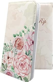 MADOSMA Q601 ケース 手帳型 薔薇 バラ ローズ 花柄 花 フラワー マドスマ 手帳型ケース 和柄 和風 日本 japan 和 madosmaq601 おしゃれ