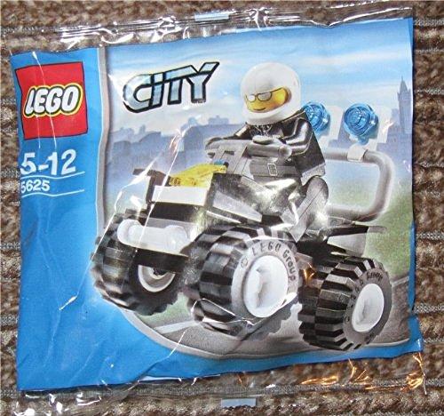 LEGO City 5625 Polizei Quad