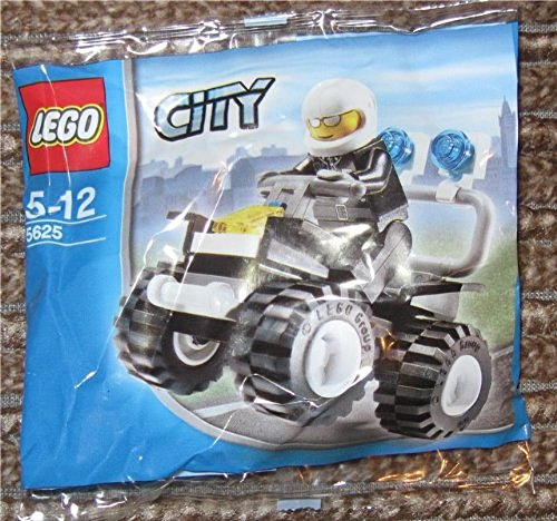LEGO City 5625 Polizei Quad