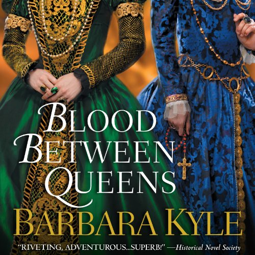 Blood Between Queens audiobook cover art