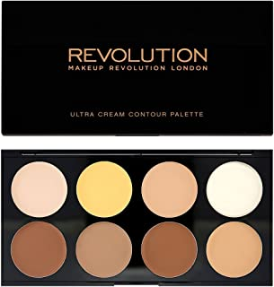 Makeup Revolution Ultra Cream Contour Palette by Makeup Revolution