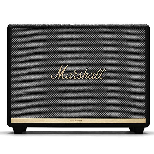 Marshall Woburn II Wireless Bluetooth Speaker Black