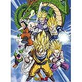 ABYstyle - DRAGON BALL - Poster - Cell Saga (52x38)