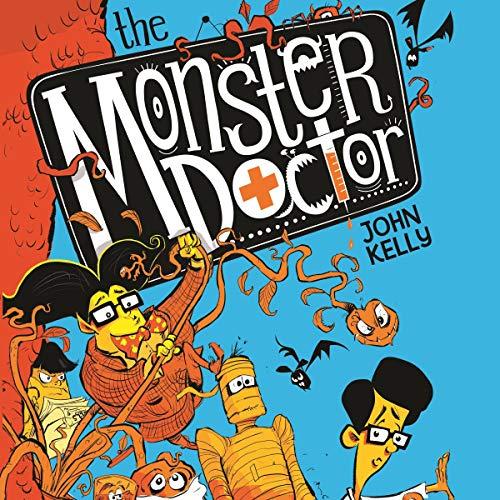 The Monster Doctor cover art