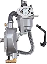 Hipa Dual Fuel Carburetor for Gasoline/LPG Conversion kit 2KW 2.8KW GX160 GX200 170F Generator Water Pump
