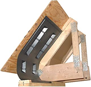 Best attic rafter vent installation Reviews