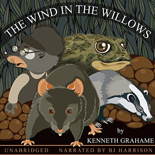 The Wind in the Willows [Classic Tales Edition]  By  cover art