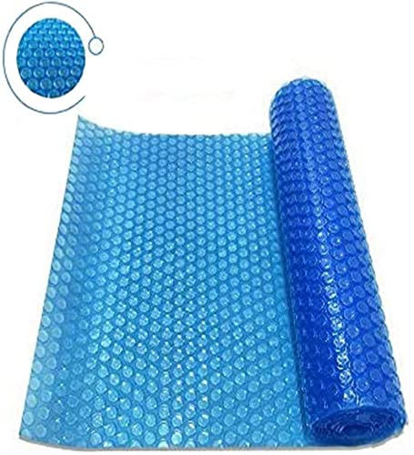 new arrival labworkauto Solar Pool Cover Round, Oval Rectangle Swimming Pool Solar Blanket popular high quality Cover PE Blue 12mil outlet online sale