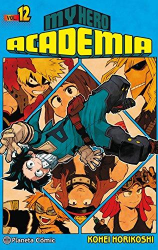My Hero Academia nº 12: 210 (Manga Shonen)