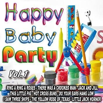 Happy Baby Party Vol. 1