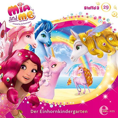 Der Einhornkindergarten. Das Original-Hörspiel zur TV-Serie Titelbild