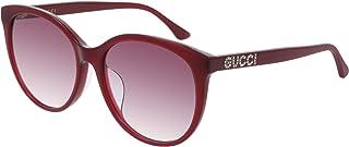 Sunglasses Gucci GG 0729 SA- 003 Red /