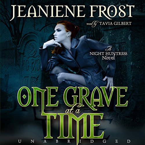 One Grave at a Time audiobook cover art