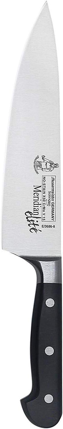 Messermeister Meridian Elite Chef's Knife, 8-Inch
