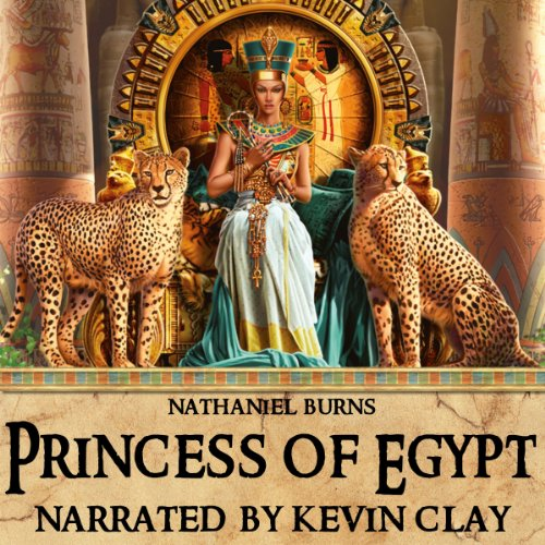 Princess of Egypt audiobook cover art