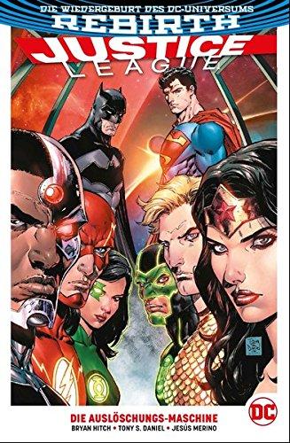 Justice League: Bd. 1 (2. Serie): Die Auslöschungs-Maschine