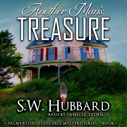 Another Man's Treasure audiobook cover art